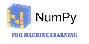 numpy for machine learning